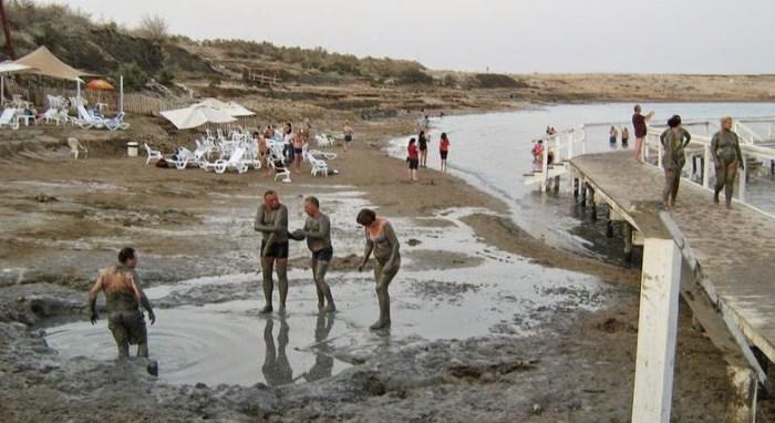 грязевой курорт