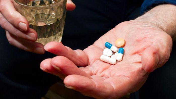 пить лекарства от псориаза