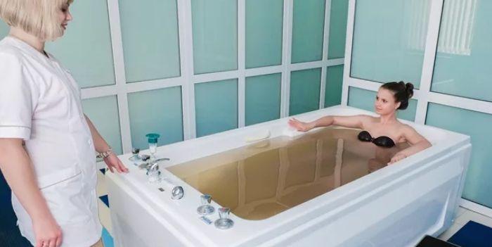 рапные ванны