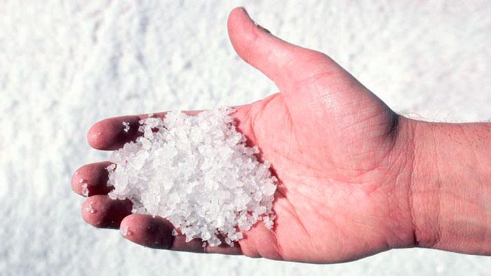 соль при псориазе